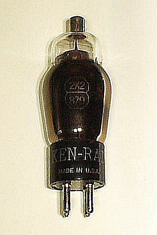 外国製真空管データー ベース 真空管顛末記